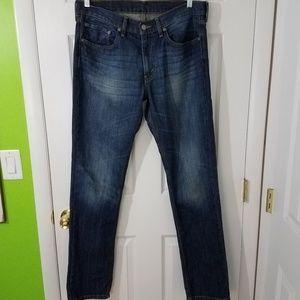 Men's Levi's 511 34x34 Jeans